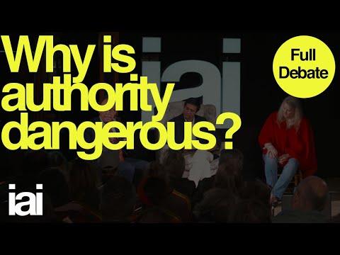 Noam Chomsky Debate | Why is Authority Dangerous? | Mark Lilla, Deirdre McCloskey
