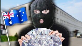 MASSIVE DIAMOND HEIST! | Sneak Thief #3