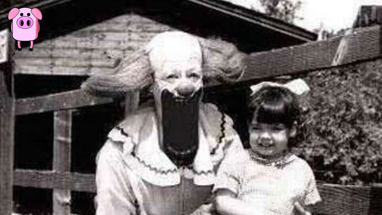 10 Creepy Photos That Will Send Shivers Down Your Spine ... Creepy Pictures
