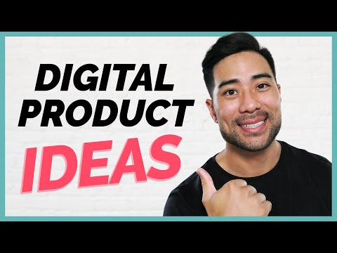 20 DIGITAL PRODUCT IDEAS | Digital Products To Sell Online
