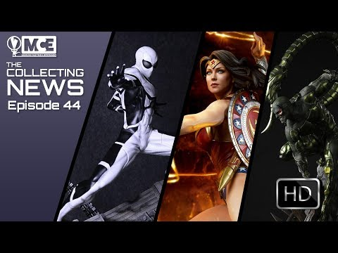 MCE The Collecting News Episode 44: LIVE Chat, Latest Releases, Reveals, and Cool Customs!