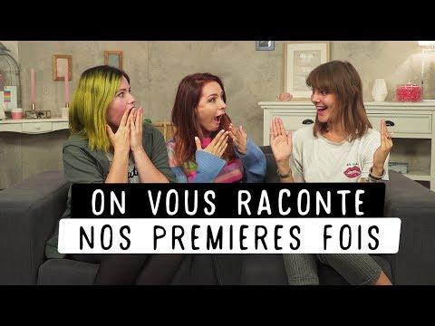 NOS PREMIÈRES FOIS | Marion Séclin, Pastel et Estelle Blog Mode
