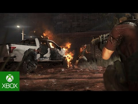 Tom Clancy's Ghost Recon Wildlands Gameplay: Stealth Takedown Mission