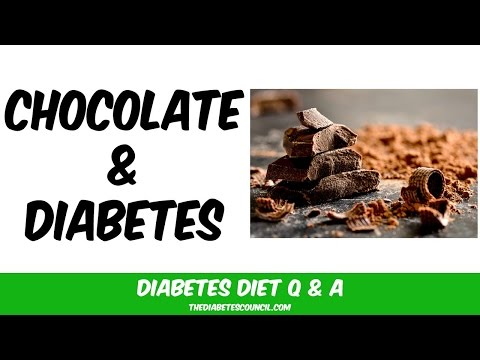 Can You Have Chocolate If You Have Diabetes