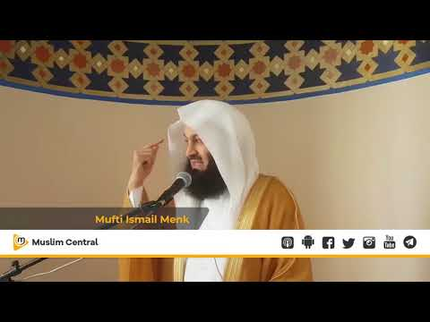 Hurting Your Daughter Or Son In Law - Mufti Menk