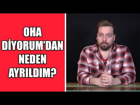 OHA Diyorum'dan Neden AYRILDIM?