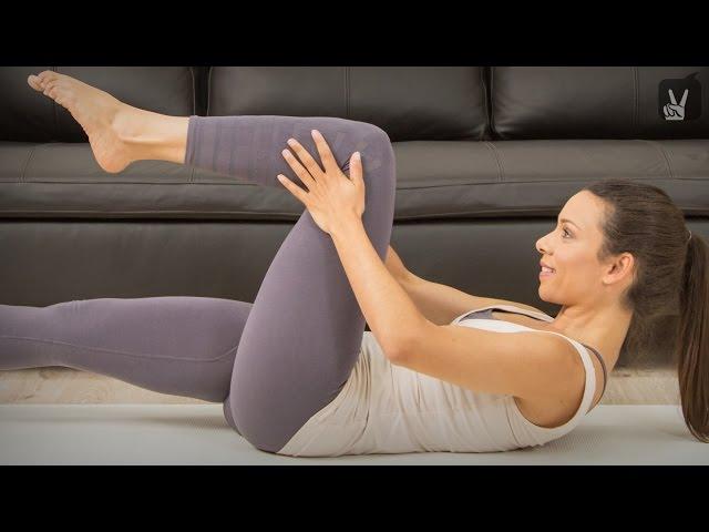 Pilates Basics: Bauch Workout