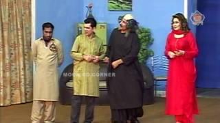 New Pakistani Stage Drama Iftikhar Thakur Full Comedy Funny Clip 2016