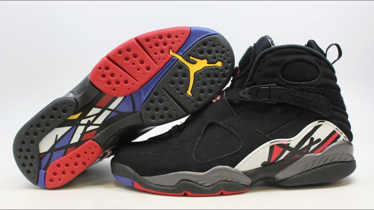 5cd53e06eeff Nike Air Jordan VIII 8 Retro