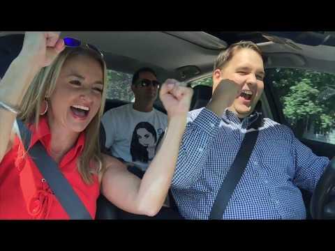 Carpool Karaoke with ReeceNichols Relocation