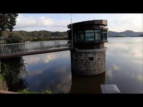 아산 온양여행 신정호 호수공원 관광지 마산저수지공원