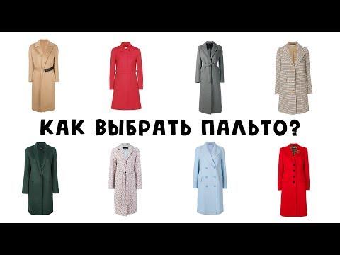 Как подобрать пальто по росту