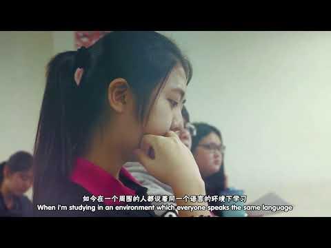 《学习中文的苦与乐》