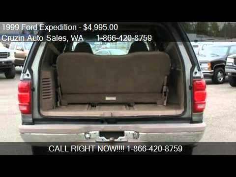 1999 Ford Expedition Eddie Bauer 4wd For Sale In Tacoma