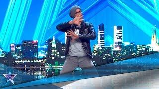 El BAILE BOLLYWOOD de este PAKISTANÍ se lleva 3 noes… | Audiciones 5 | Got Talent España 5 (2019)