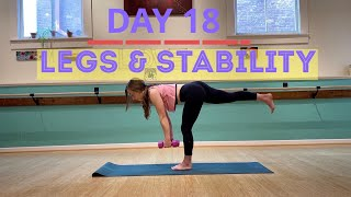 #DAY 18 - 21 DAY MOVEMENT CHALLENGE