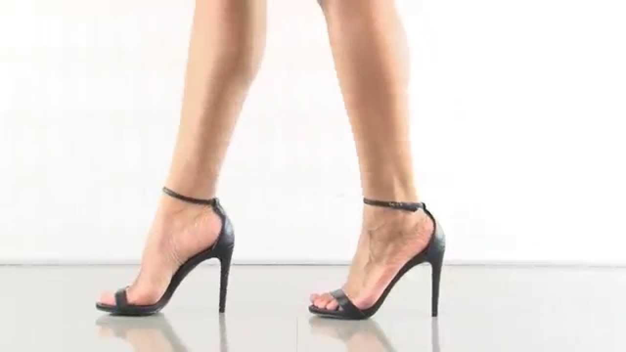 599b3369843 Stecy in Black Steve Madden - YouTube