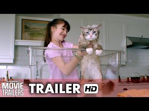 NINE LIVES ft. Kevin Spacey - New Official Teaser Trailer [HD]