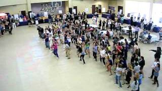 High Point University (HPU) Flash Mob!!! 4/21/2011