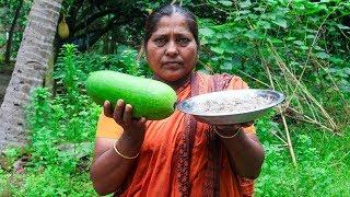 Village Food: Winter Melon or Wax Gourd & Shrimp Village Cooking Recipe by Village Food Life
