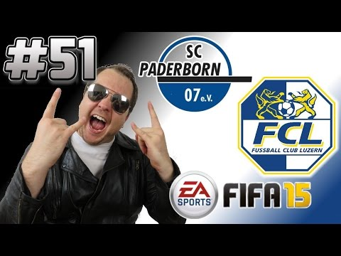 SC PaderBORN TO BE WILD #51 | FC Luzern ~ Europa League Qualifikation [Hinspiel]