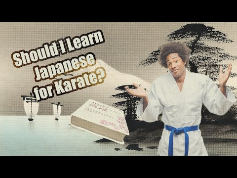 Should I Learn Japanese for Karate? |