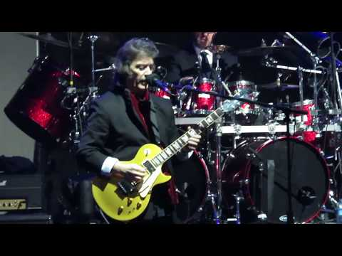 Steve Hackett - When the Heart Rules the Mind LIVE - Feb 3, 2018 - Cruise to the Edge