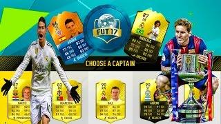 FIFA 17 FUT DRAFT - Finala cu Momente Dramatice