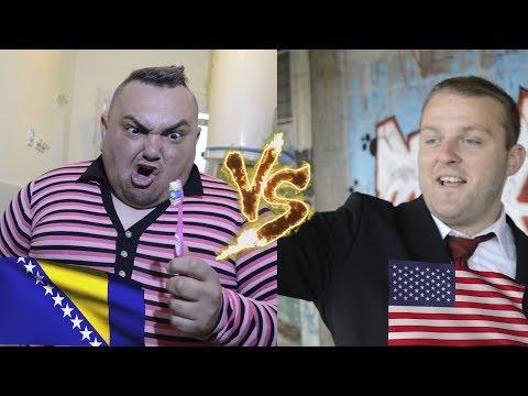 Razlika između BOSANCA i AMERIKANCA