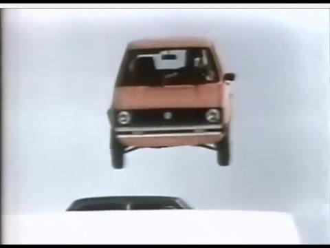 Volkswagen Rabbit Commercial (1976)