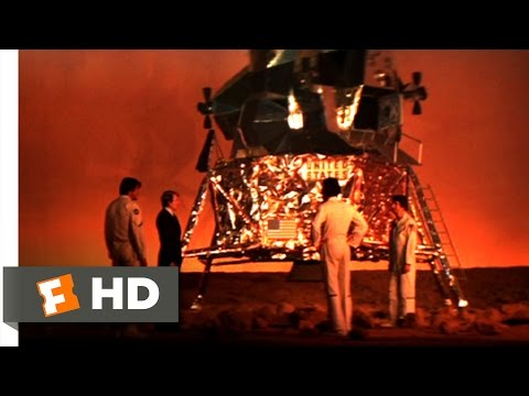 Capricorn One 1978  Revealing the Landing Studio  211  Movies