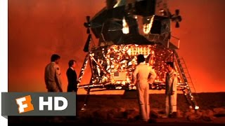 Capricorn One (1978) - Revealing the Landing Studio Scene (2/11)   Movieclips