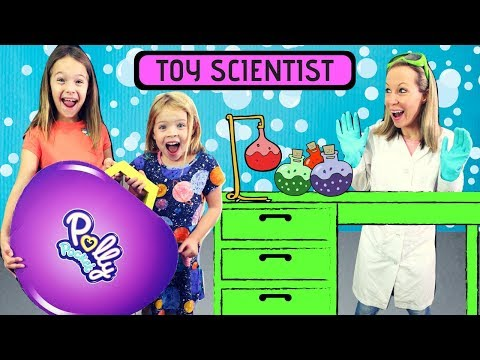 Welcome to the Toy Scientist Lab