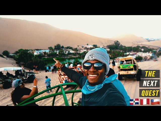 Experiencing The South America Lifestyle | Black in Peru Travel Vlog!