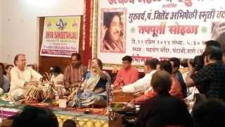 Abir Gulaal Udhalit - Asha Khadilkar