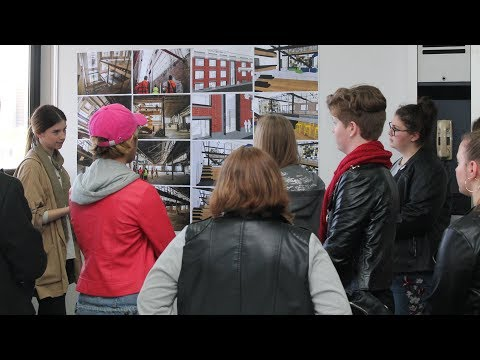 Professional Placement: Designing Our New Campus