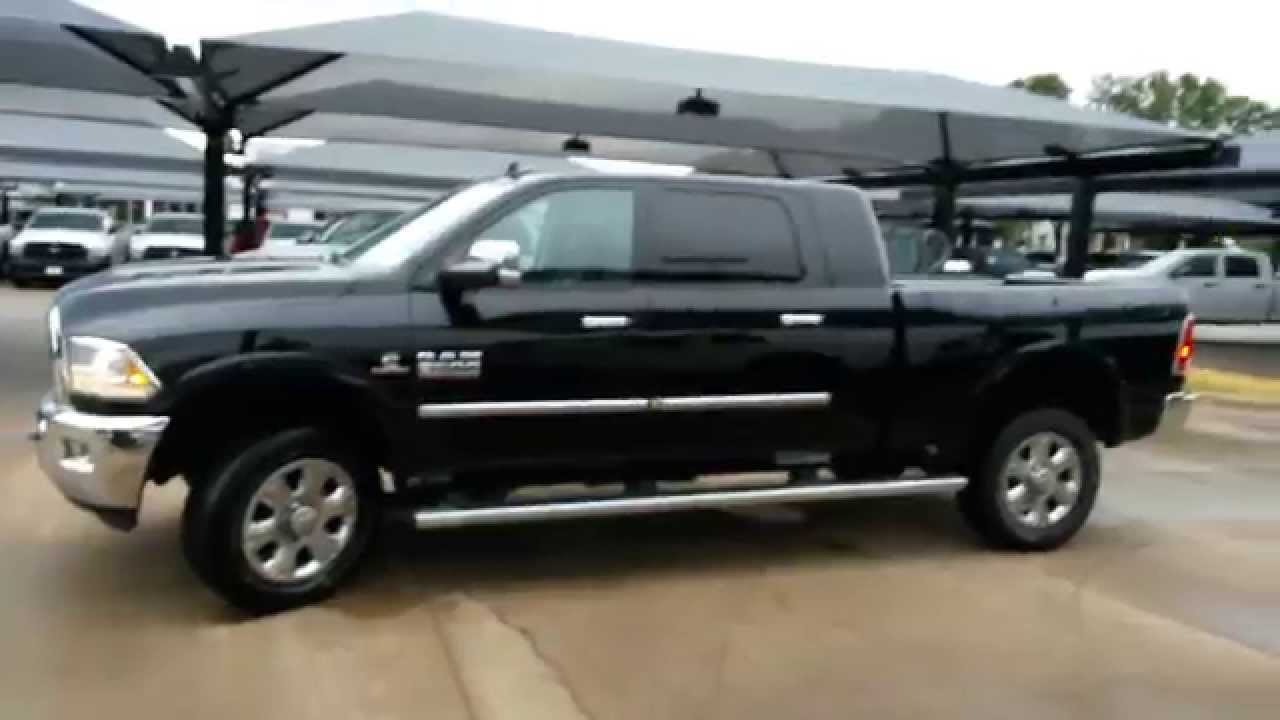 10000 off 2015 ram 2500 laramie limited rambox mega cab diesel youtube - 2015 Dodge Ram 2500 Mega Cab Lifted Interior