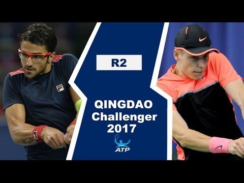 Janko Tipsarevic vs Ilya Ivashka Highlights QINGDAO 2017