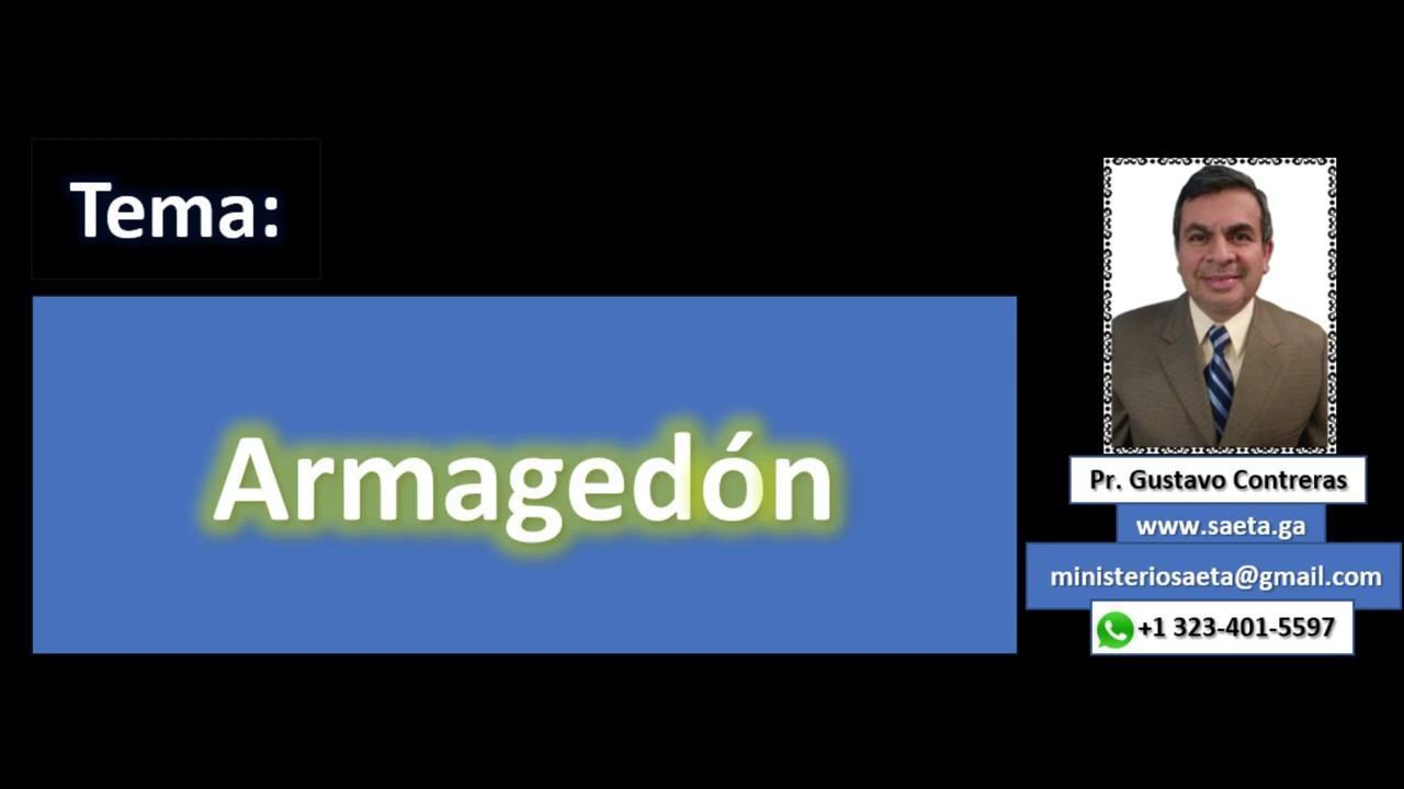 Armagedón / Serie: Blog Saetero contesta