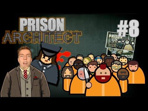 VZBURY ZAČÍNAJÚ! - Prison Architect | #8| Smilo |Let's Play |