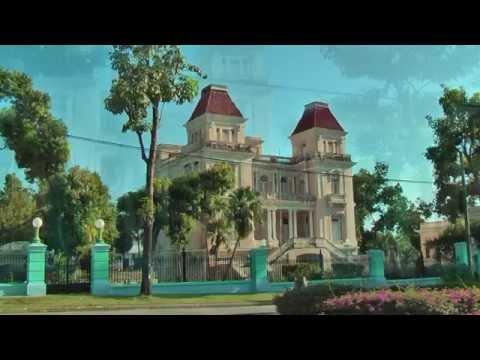 House Of Bacardi Family In Santiago De Cuba