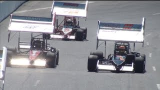 Sunset Speedway ISMA Supermodified 75 Lap (Full Race) 2013