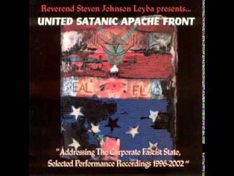 United Satanic Apache Front - Oh Hear The Names (homage to Dr Anton Szandor  LaVey)