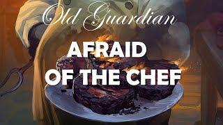 Afraid of the Chef (Hearthstone Rise of Shadows Control Warrior gameplay)