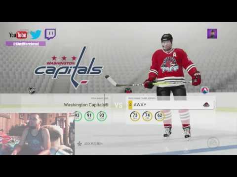 NHL 17 AHL Jerseys
