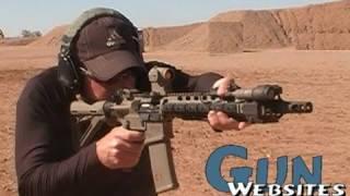 Chris Costa Custom LaRue OBR Hybrid  AR15