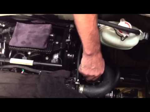 Seadoo Rotax Oil Filter Replacement And Location
