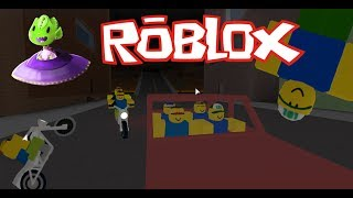 ROBLOX-ONLY IN THE DEGREE KILLING A LOT MLK!