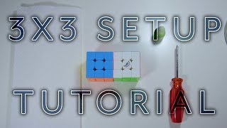 How to Make Your 3x3 Speedcube Fantastic!