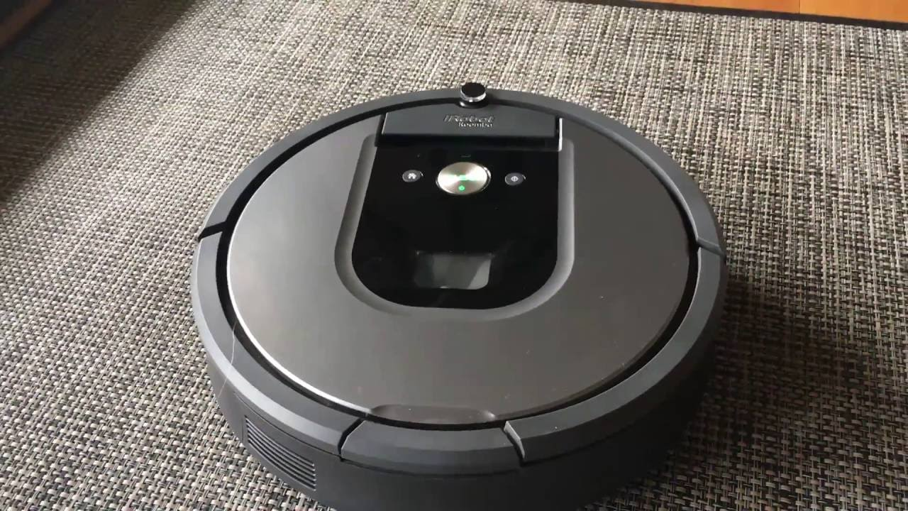 irobot roomba 960 un aspirador controlado desde tu smartphone review en espa ol youtube. Black Bedroom Furniture Sets. Home Design Ideas